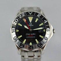 Omega Seamaster GMT 50 years