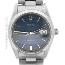 Rolex vintage 1967 stainless steel OysterDate Precision