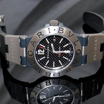 Bulgari Diagono Automatic Titanium  44mm
