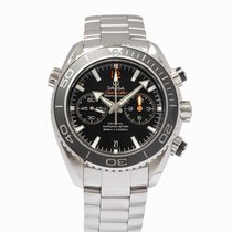 Omega Seamaster Planet Ocean 600m co-axial steel