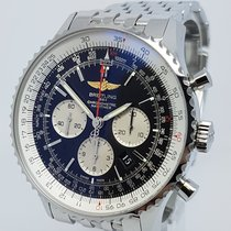 Breitling Navitimer 01 46 Mens Steel Watch