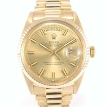 "Rolex Day-date president 1803 ""Sigma"" dial full gold"