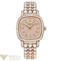 Patek Philippe Gongolo Rose Gold and Diamonds Ladies Watch