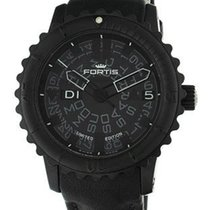 Fortis Mens B-47 Limited Edition Big Black Automatic -...