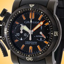 Graham Chronofighter Oversize Diver Deep Seal