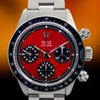 Rolex Daytona Paul Newman, Original Red Dial, Rolex Service...
