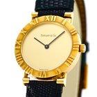 Tiffany & Co. Gentleman's Watch, 18k Yellow Gold, Bj....
