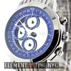 Quinting Mysterious Quinting Chronograph Blue Dial With...