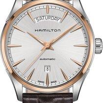 Hamilton Jazzmaster Day Date H42525551 Herren Automatikuhr...