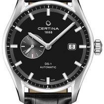 Certina DS 1 Small Second Automatik Herrenuhr C006.428.16.051.00