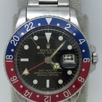勞力士 (Rolex) 1675 Vintage GMT Master Perfect Condition Gilt...