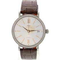 IWC Portofino IW458103 Stainless Steel & Diamond Watch