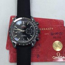 Omega Dark Side of the Moon Speedmaster NEW $12,000