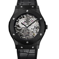 Hublot Classic Fusion Classico Ultra-Thin Skeleton 45mm Watch
