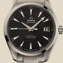 Omega Seamaster Aqua Terra 150 M Omega Co-Axial 41.5 mm