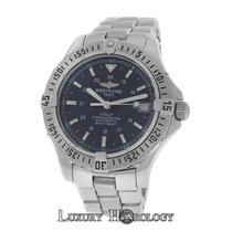 Breitling Serviced Mint Midsize 38MM  Colt A17350 Automatic...