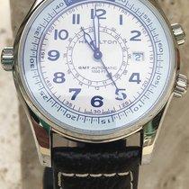 Hamilton Khaki Navy Automatic GMT