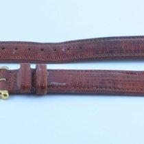 Maurice Lacroix Leder Armband 18mm Mit Dornschliesse