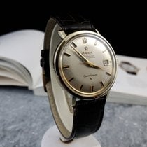 Omega Constellation Pie Pan Date / 1966