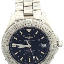 Breitling Men's Automatic ColtOcean A17350 Stainless  Black