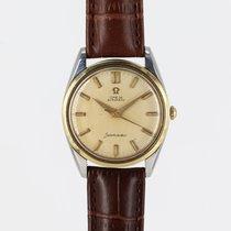 Omega Seamaster Ref. 14733 Vintage Automatic 14K Gold 1960