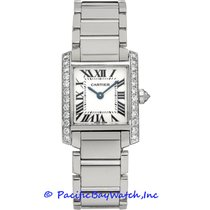 Cartier Tank Francaise Ladies WE100253 Pre-Owned