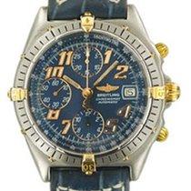 Breitling Chronomat acc-oro art. Br169