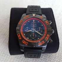 Breitling Chronomat 44 Raven Black steel