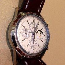 Breitling Transocean Chronograph 1461 Stahl