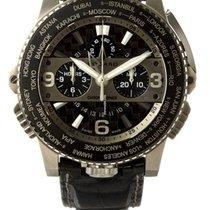 Vogard Chronozoner World Timer With Chronograph