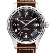 Hamilton Uhr Khaki Field Titanium Automatik H70525733