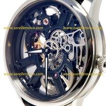 Maurice Lacroix Masterpiece Squalette New Design Steel Case,...
