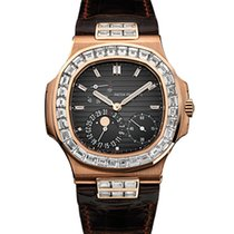 Patek Philippe 5724R Rose Gold Men Nautilus 40mm [NEW]