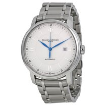 Baume & Mercier Men's Classima Silver Dial Watch