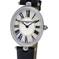 Frederique Constant Ladies Art Deco Mother Of Pearl Watch