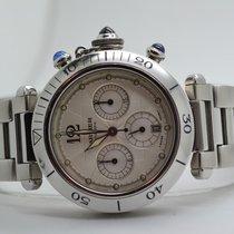 Cartier Pasha Chronograph - Revision 2010