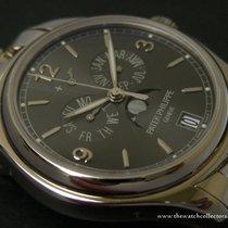 "Patek Philippe : Annual Calendar White Gold ""Ref.5146/1G-0..."