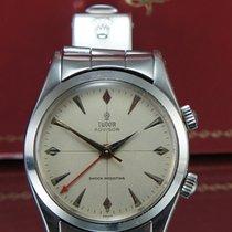 Tudor Advisor Alarm Rare Dial Mint Condition Vintage