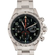 Fortis Classic Cosmonauts Chronograph Steel Pm Val 7750w...