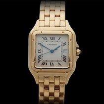 Cartier Panthere 18k Yellow Gold Ladies W25014B9