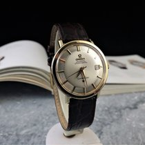 Omega Constellation Automatic Date / Pie Pan / 1963 / Gold-Steel