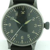 A. Lange & Söhne Piloten Beobachtungsuhr B-Uhr WW II...