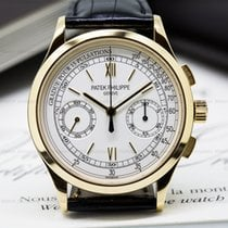 Patek Philippe 5170J-001 Chronograph 18K Yellow Gold Pulsation...