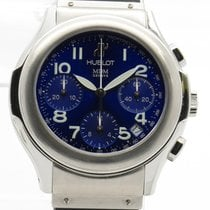 Hublot Mdm Ref. 1810.1 Stainless Steel Chronograph Automatic...