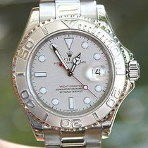 Rolex Mens Ladies Yacht-master Yachtmaster 40mm Stainless...