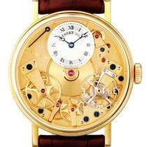 Breguet La Tradition Breguet 18kt YG B&P Manual Wind...