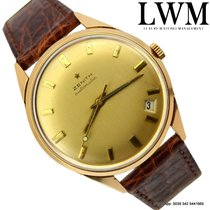 Zenith Stellina Classic Vintage yellow gold 18KT automatic date