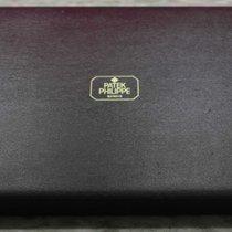 Patek Philippe very important and rare display burgundy box...
