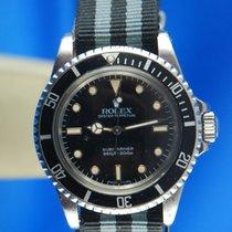Rolex Submariner (No Date) Spider Dial