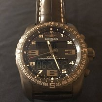 Breitling Cockpit B50  Night Mission Analog Digital Watch
